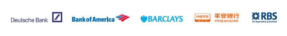 Payoneer合作国际主流大银行