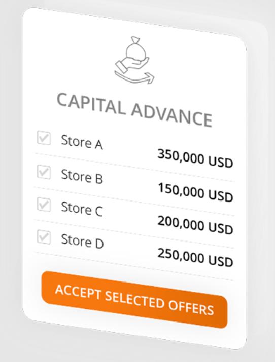 capital advance宣传可用额度